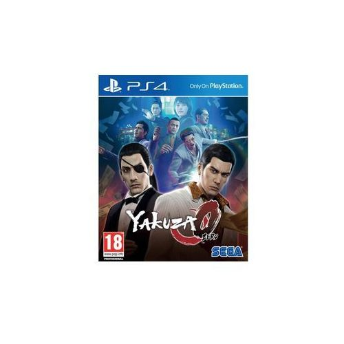 Yakuza Zero The Oath's Place (PS4)