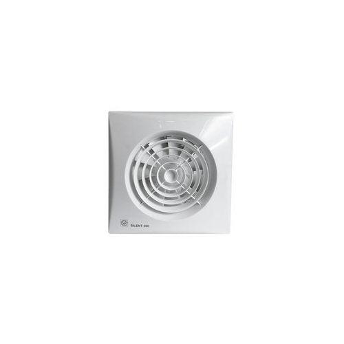 Wentylator łazienkowy 200 CZ 118 mm SILENT (8413893211996)