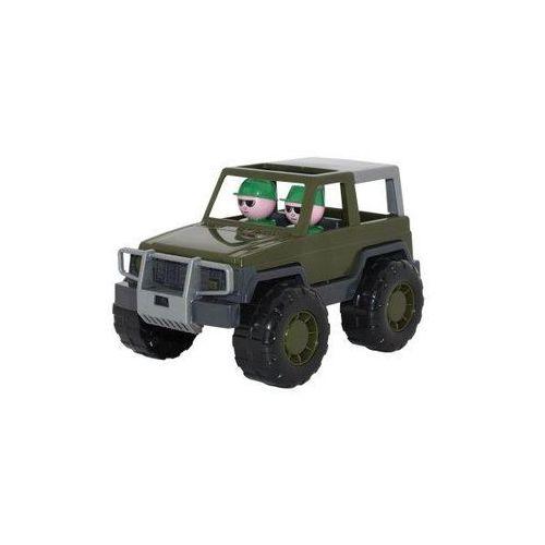 Polesie poland Samochód jeep wojaż wojskowy (4810344047021)