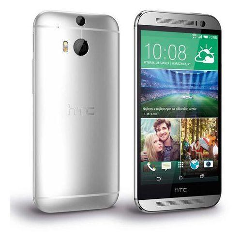 One M8 marki HTC telefon komórkowy