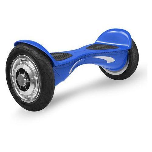 Kolonožka deskorolka elektryczna Standard Auto Balance z aplikacją mobilną, niebieska