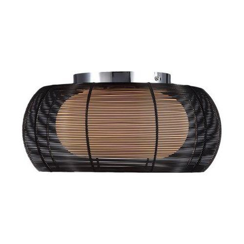 Plafon TANGO MX1104-2L BLACK - Zuma Line Super ceny / Szybka wysyłka / Zamów telefonicznie 530 482 072, kolor Czarny