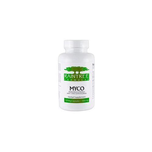 Myco (Raintree Formulas) 650 mg, 120 kapsułek