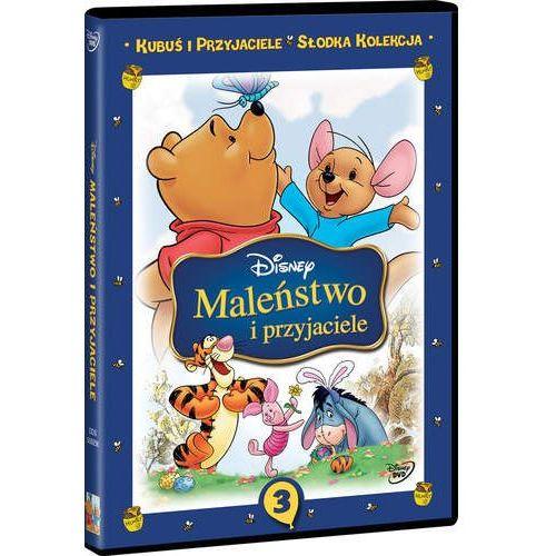 Kubuś i przyjaciele. Słodka kolekcja. Część 3. Maleństwo i przyjaciele [DVD]. Najniższe ceny, najlepsze promocje w sklepach, opinie.