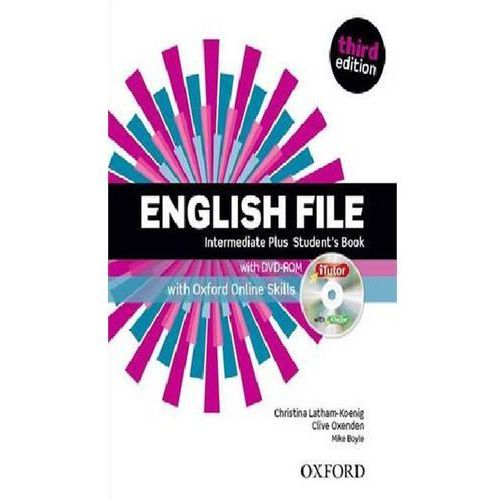 English File Intermediate Plus. Podręcznik + DVD + Online Skills, Oxford University Press