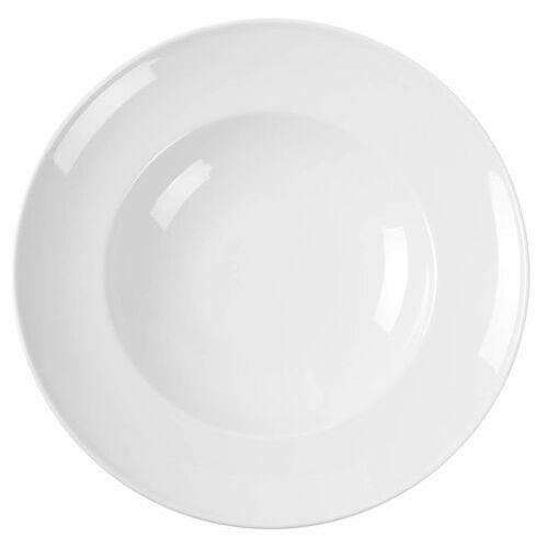 Fine dine Talerz do pasty bianco | śr. 260 lub 300 mm