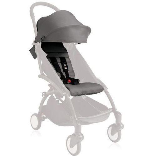 Babyzen Zestaw kolorystyczny do siedziska yoyo +6 szary + darmowy transport!