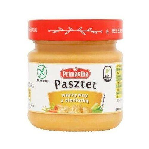 Primavika Pasztet warzywny z cieciorką 170g -