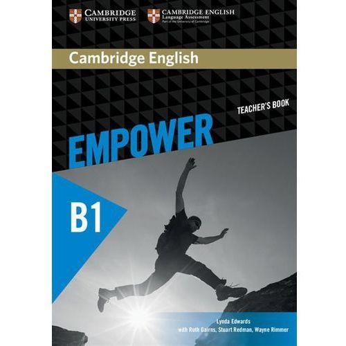 Cambridge English Empower Pre-intermediate Teacher's Book