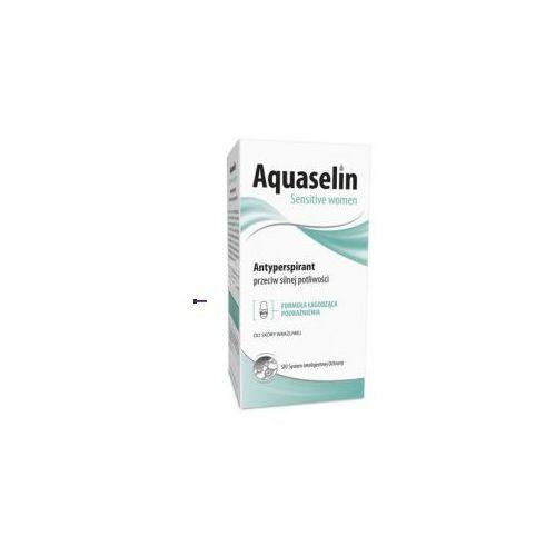 Aa aquaselin sensitive women (w) dst roll-on antyperspirant przeciw silnej potliwości 50ml