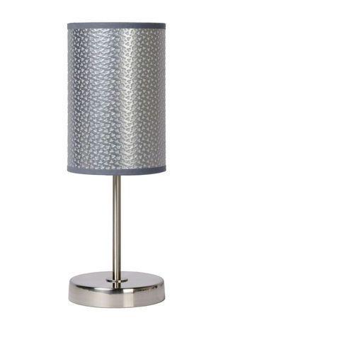 Lucide Moda - lampa stojąca srebrny wys.37cm