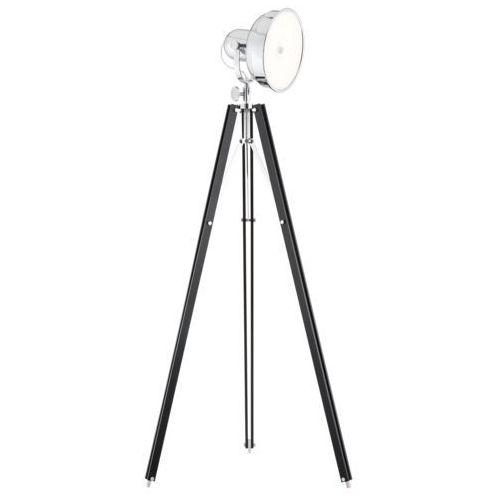 Lampa podłogowa Argon Foto 3355 NEW fotograficzna 12W LED czarna/chrom, 3355