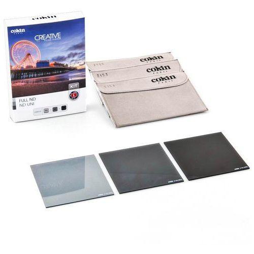 Cokin Filtr cokin filter full nd kit u300-01 - wwzzu300-01 darmowy odbiór w 20 miastach! (3611531500326)