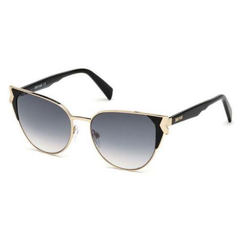 Just cavalli Okulary słoneczne jc 825s 01b