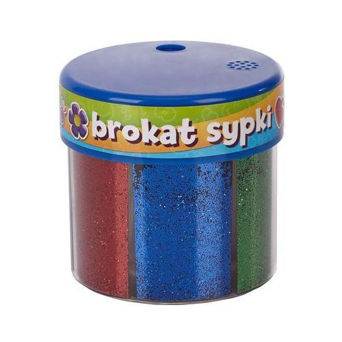 Brokat 6 kolorów 50g ASTRA, 335114001