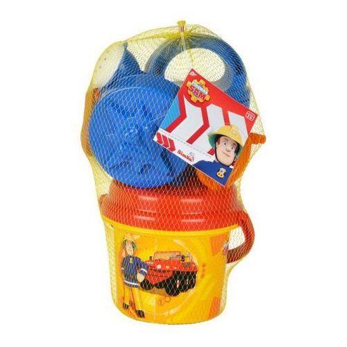 strażak sam wiaderko baby z akcesoriami (109256110) marki Simba