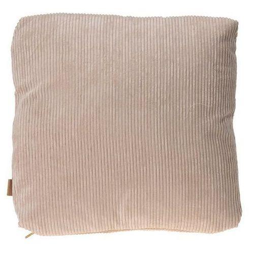 Poduszka Intesi Dafi beżowa - beżowy