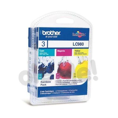 Brother LC-980VALBP - produkt w magazynie - szybka wysyłka! (5014047561023)