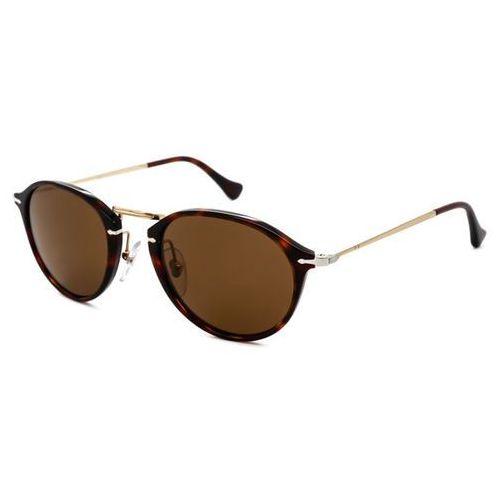 Persol Okulary słoneczne po3046s reflex polarized 24/57