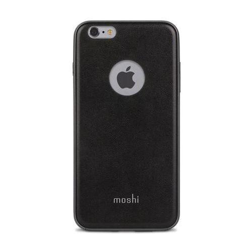 Obudowa Moshi iGlaze Napa Apple iPhone 6 Plus/6s Plus Czarna - Czarny