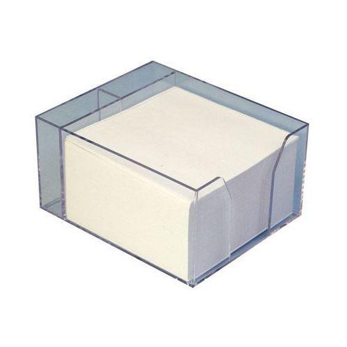 Kostka papierowa nieklejona Idest 85x85/400k. biała