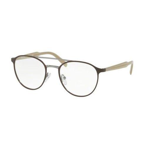 Okulary korekcyjne  pr60tv lah1o1 marki Prada