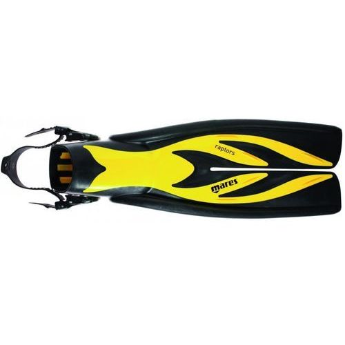 Płetwy MARES Raptor (rozmiar XL) Żółty + DARMOWY TRANSPORT!