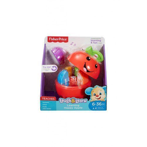 Zabawka FISHER PRICE Uczące jabłuszko DYY31 WB2 (0887961425789)