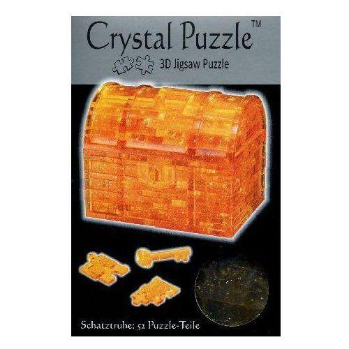 Bard crystal, puzzle 3d skrzynia skarbów (4018928030074)