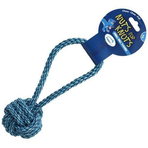 Piłka ze sznura z pętlą, rozmiar M