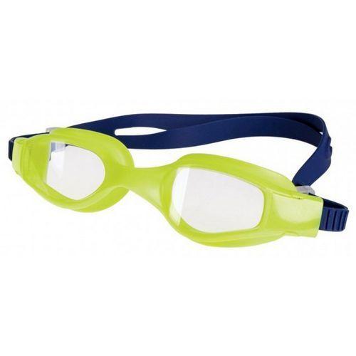 Okulary pływackie SPOKEY Zoom Żółto-niebieski (5901180392082)