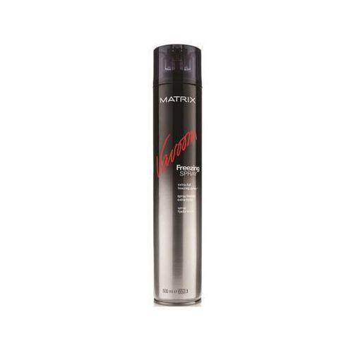 Matrix vavoom lakier do włosów extra full freezing pełne utrwalenie spray 500 ml (3474630305557). Najniższe ceny, najlepsze promocje w sklepach, opinie.
