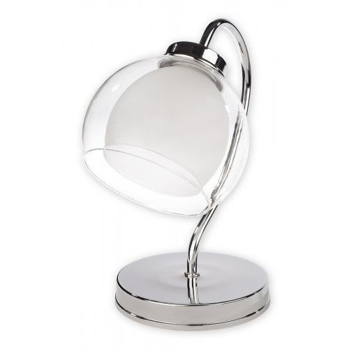 Dexy lampka stołowa 1 pł. / chrom, dodaj produkt do koszyka i uzyskaj rabat -10% taniej! marki Lemir