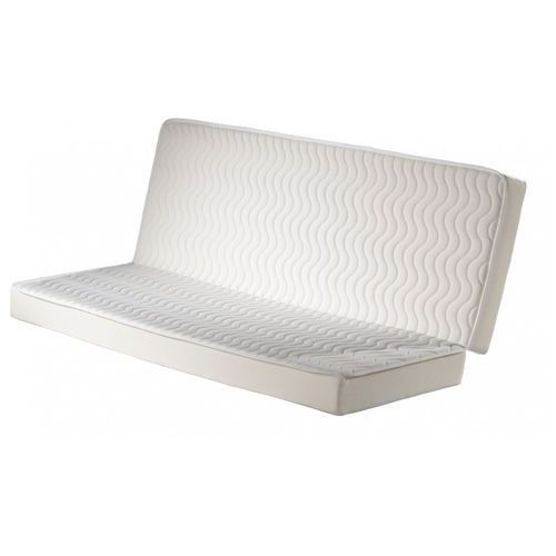 Dreamea Bardzo wygodny materac na kanapę roomie marki grub. 16 cm - 130 × 190 cm