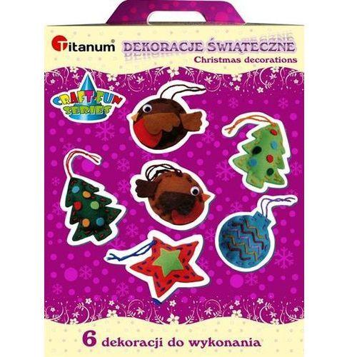 Titanum Dodatek dekoracyjny craft-fun dekoracje świąteczne diyxm010 (m010) -.