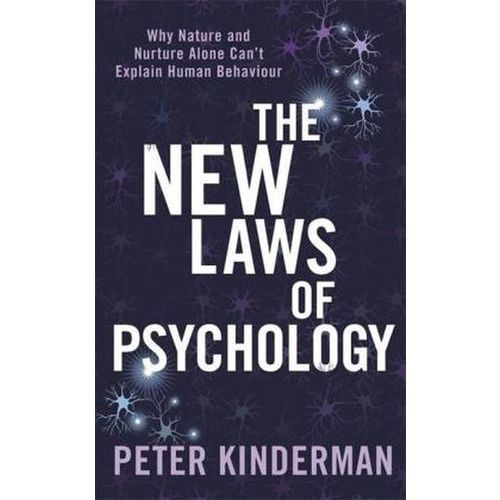 The New Laws of Psychology (9781780336008)