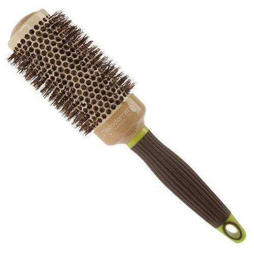 Macadamia Boar Hot Curling Brush 43 mm - szczotka do modelowania z kategorii Szczotki do włosów