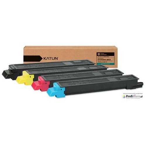 Toner 47399 black do drukarek kyocera (zamiennik kyocera tk-8315k) [12k] wyprodukowany przez Katun