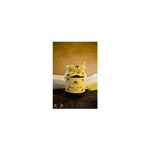 Maliny z rumem konfitura  wyprodukowany przez Spiżarnia