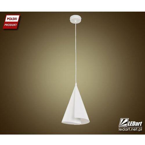 Zwis emu 1 biały nowoczesna lampa wisząca marki Sigma