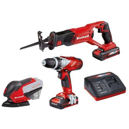 Einhell Zestaw maszyn (narzędzi) 4257195 (4006825608298)