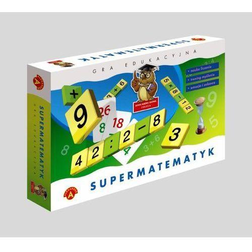SUPER MATEMATYK /ALEXANDER (5906018004663)