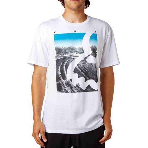 koszulka FOX - Eyecon Photo Ss Tee Optic White (190) rozmiar: 2X