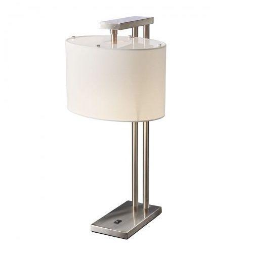Belmont Table Lamp Biurkowa Elstead BELMONT TL 61cm srebrny-biały