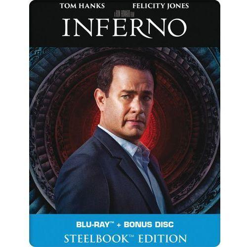 Inferno (SteelBook) (Blu-ray) - Ron Howard - produkt z kategorii- Thrillery