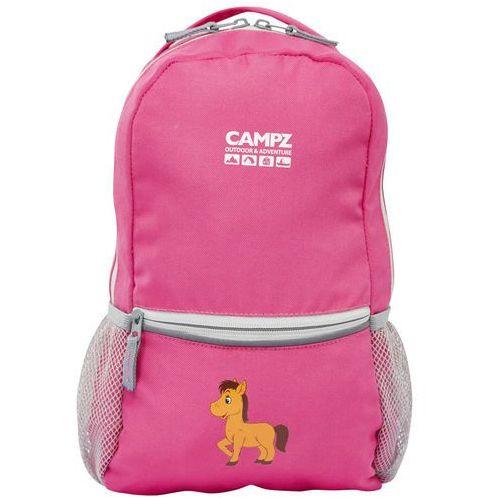 CAMPZ Pony 10L Plecak Dzieci różowy Plecaki szkolne i turystyczne