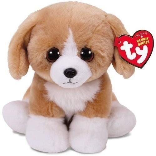 Ty Beanie babies franklin - brązowy pies 15cm