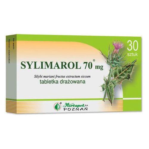 Tabletki Sylimarol 70mg x 30draz. *C