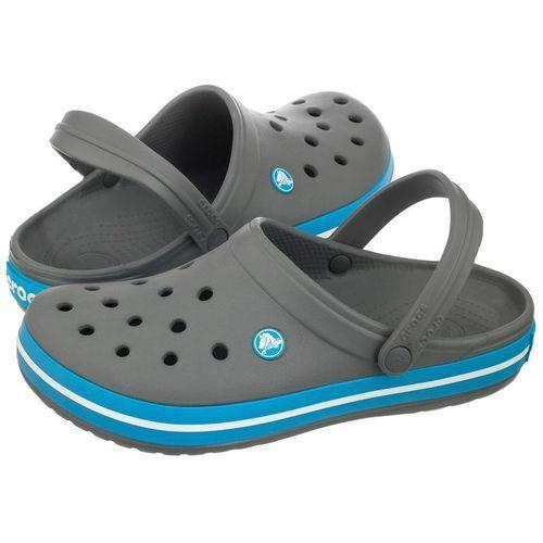 Klapki crocband chorcoal / ocean 11016 (cr4-y) marki Crocs