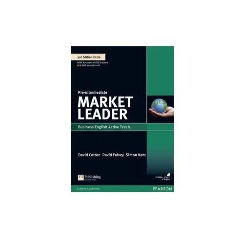 Market Leader 3Ed Extra Pre-Intermediate. Oprogramowanie Tablicy Interaktywnej